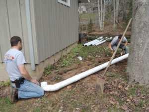underground drainage